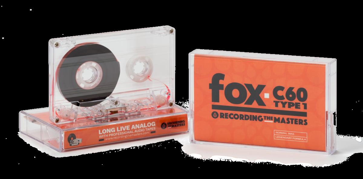 аудиокассеты уже в продаже!